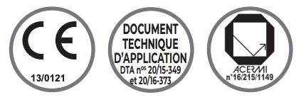 Certification isolants reflecteurs