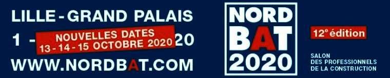 Visuel : SALON NORDBAT 2020