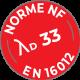 norme nf λD33